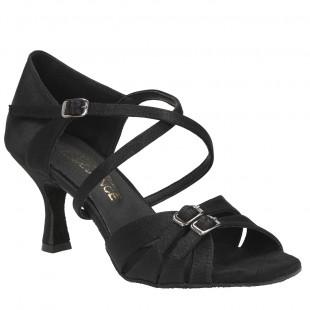 Sandały do tańca, 29, czarne satyna