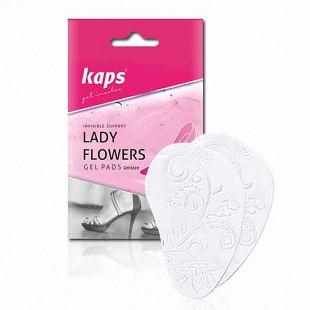 Żelowe poduszki antypoślizgowe, Lady Flowers